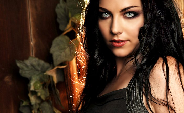 Foto Amy Lee - Evanescence