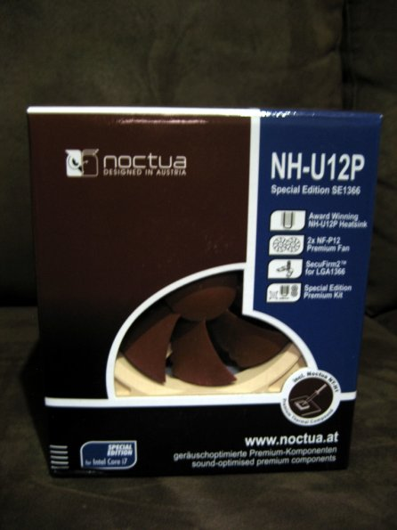 CPU Cooler Noctua NH-U12P SE